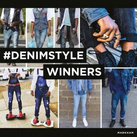 Congrats to our Denim Style Winners
