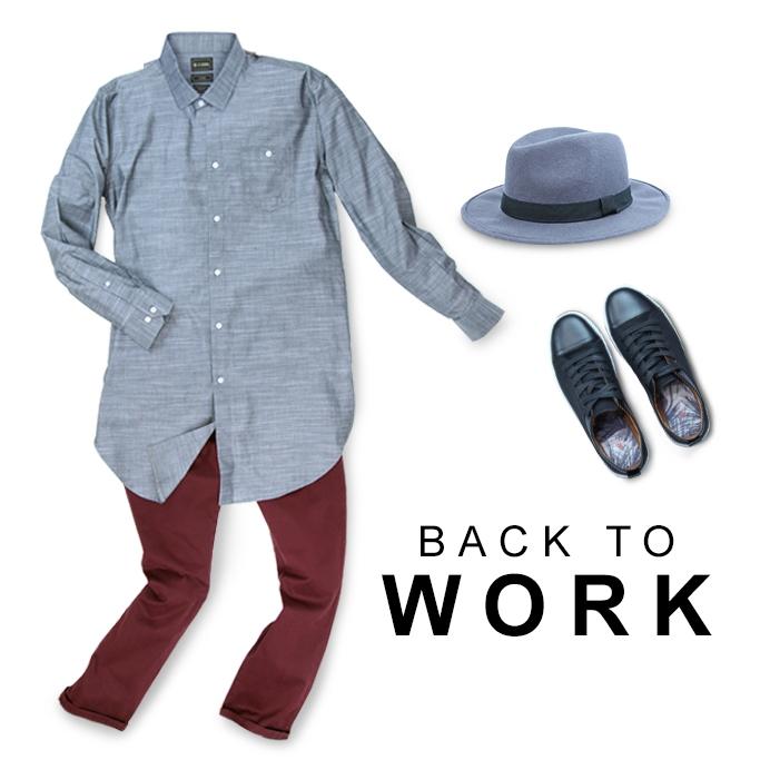 Markham - Back To Work