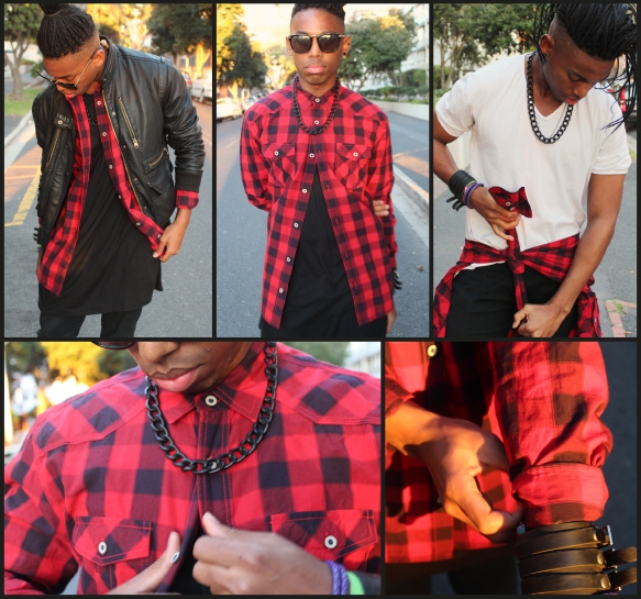 Markham - 3 Ways To Wear A Check Shirt