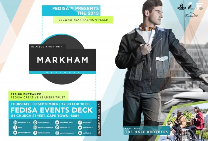 Fedisa Fashion Flash 2015 Markham Co Za Blog