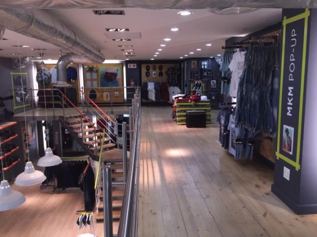 Markham Pop-Up Store