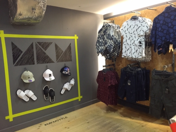 Markham Pop-Up Store