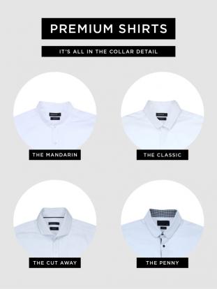 Markham Premium Shirts