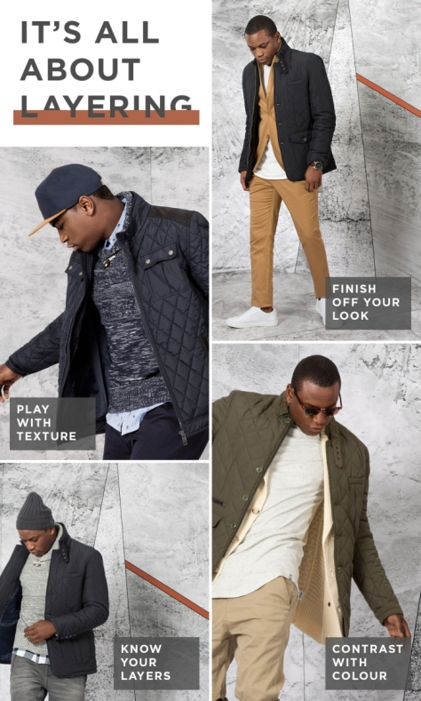 Markham - Its all about the layering
