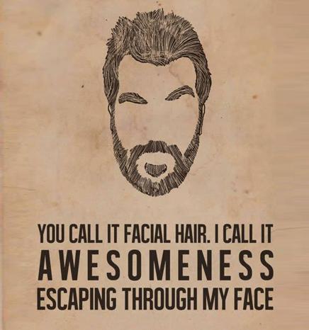 Markham Manscaping 101: The beard