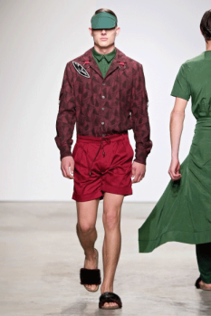 South African Menswear Week SS16/17 / Nicholas Coutts / Simon Deiner / SDR Photo