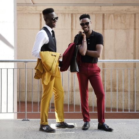 Be Bold This Durban July | Prince & Anesu