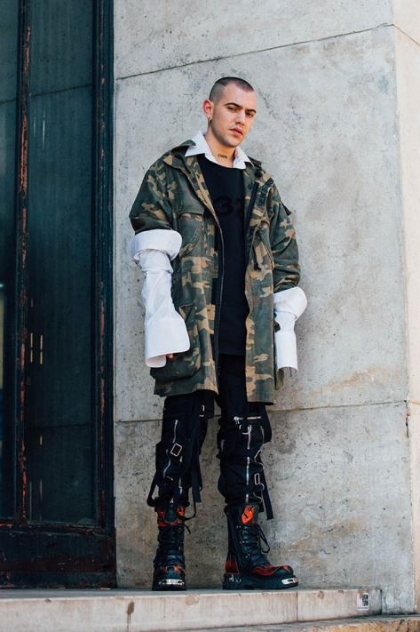 Paris Menswear Aut Winter 2016
